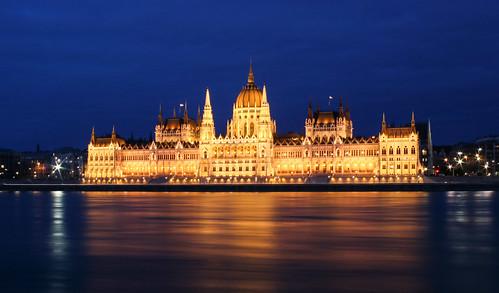 Hungarian Parliament - Budapest