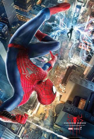 İnanılmaz Örümcek Adam 2 - The Amazing Spider Man 2 (2014)