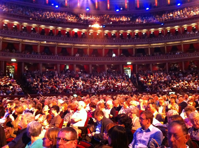 London Royal Albert Hall