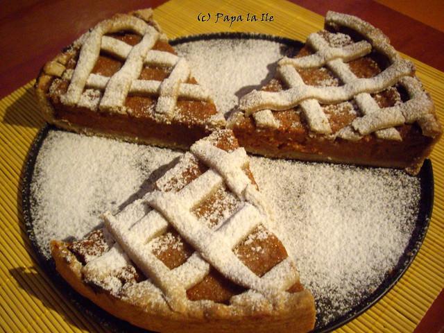 Tarta cu dovleac (1)