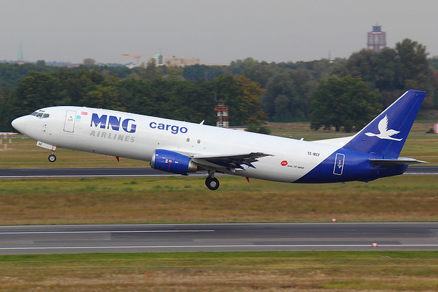 MNG Airlines - B733 - TC-MCF (3)
