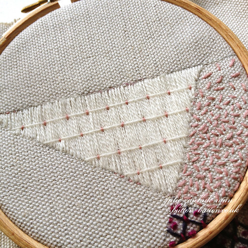 Crewel Sampler - Stitch #3