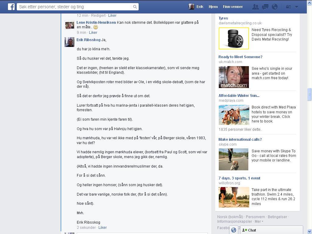 ole facebook