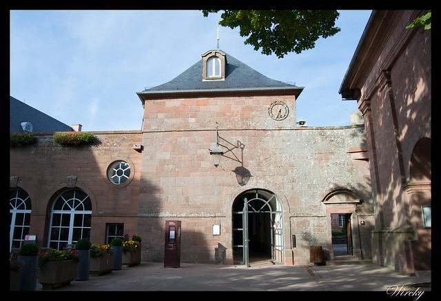 Santa Odilia - Salón de Peregrinos