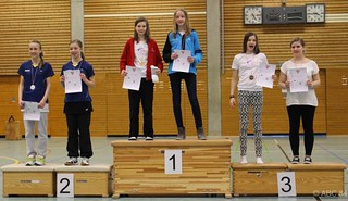29./30.03.2014 B-Rangliste U11- U19 Doppel Mixed Bemerode