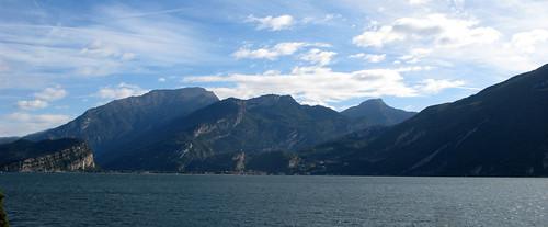 Gardas ezers Arc apkaimē