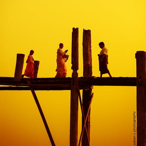 Myanmar Trio