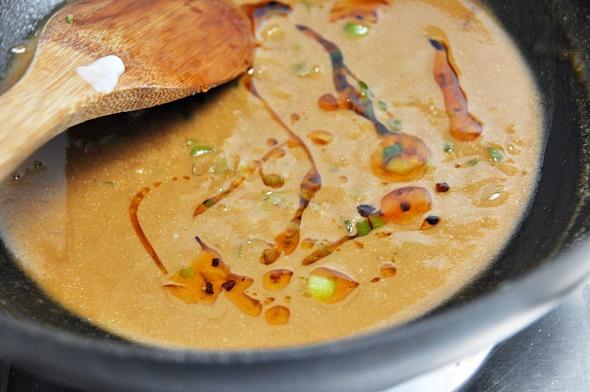 dan dan noodles | www.fussfreecooking.com