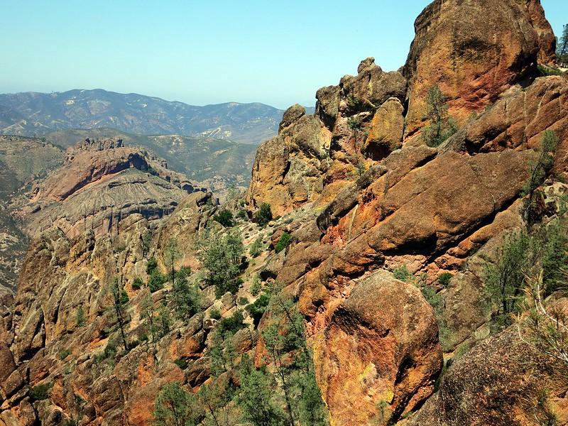 Mountainside gradation
