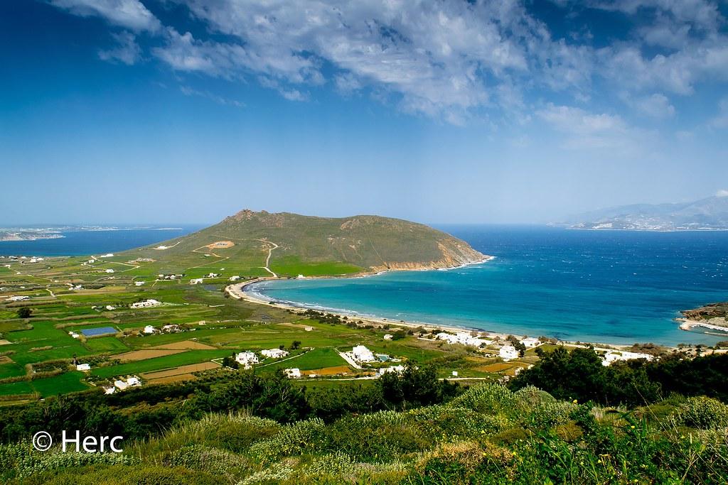 Paros - Molos beach.