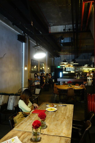 RONIN's Interior during CNY 2014.