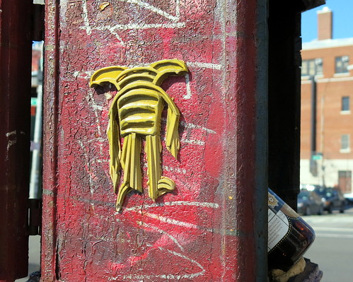 Stikman in Williamsburg
