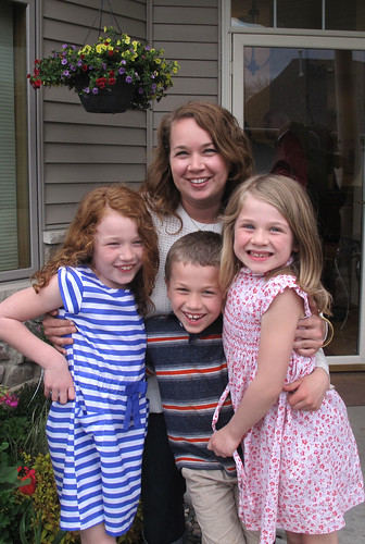 Mothers Day Michelle and Kids 2