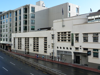 Viaduct Quay Building, Auckland