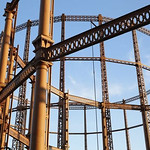 Gas Holders Bethnal Green