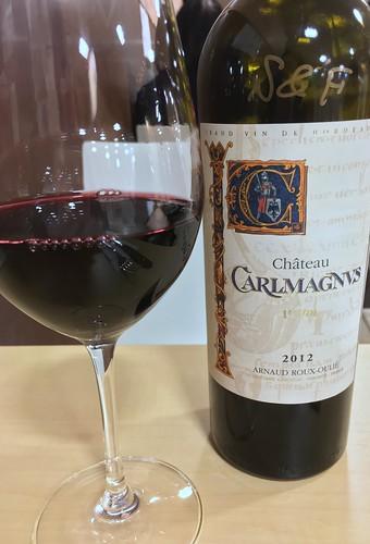 ランチは赤ワインとさつま福永牛 〜世界を旅するワイン展