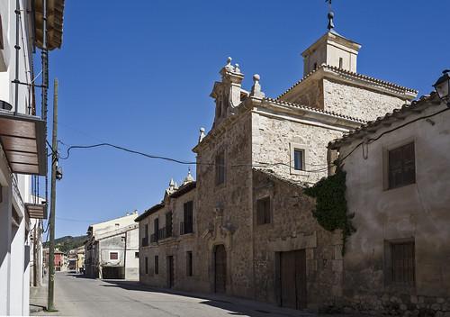 Tendilla, palacio de los López Cogolludo.
