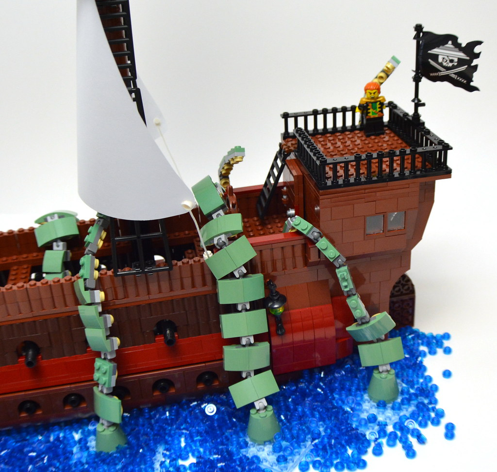 BoBS Kraken Attacken!