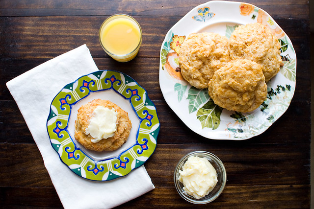 Chipotle Cheddar Biscuits - Cook Like A ChampionCook Like A Champion