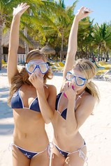 Dallas Cowboys Cheerleaders Calendar Shoot - Team Scuba 2 - The Boys Are Back blog 2013