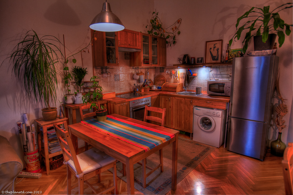 apartment rental budapest with HouseTrip