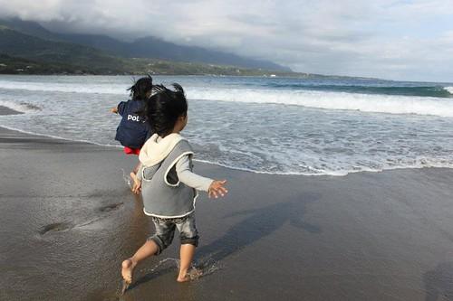 黃苑蓉拍攝 海洋支撐人類的生活 人們拿什麼回報海洋