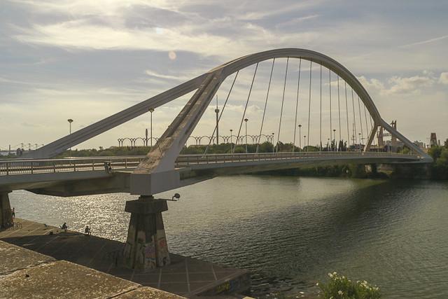 Puente de la Barqueta - Sevilla