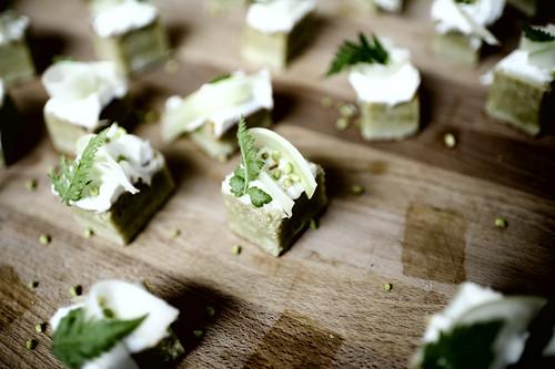 New Nordic celery cake