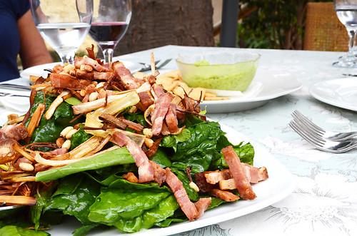 Salad and Almogrote, La Cuadra de San Diego, La Matanza