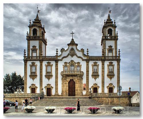 Igreja da Misericórdia em Viseu by VRfoto