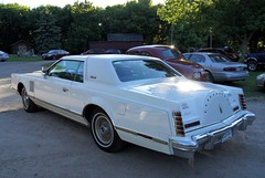 79 Lincoln Continental Mark V Collector's Series