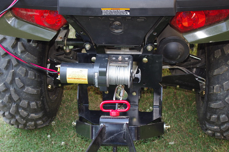 Implements and towables. - Page 2 - Polaris ATV Forum