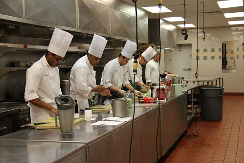 Kreative Cooking Competition at the CIA
