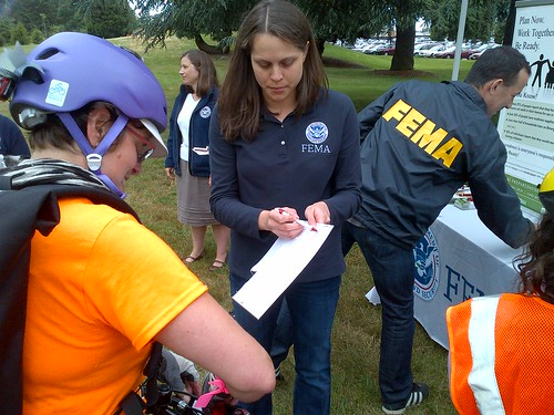 Seattle Disaster Relief Trials 2013
