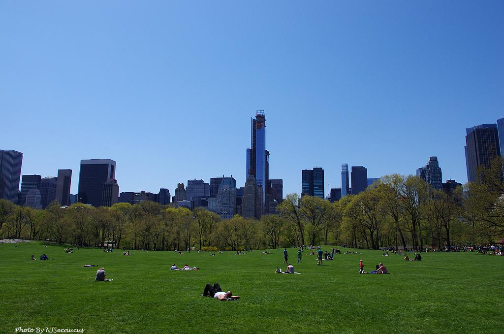 什麼?Kit Lens要帶我們遊中央公園?〈下〉