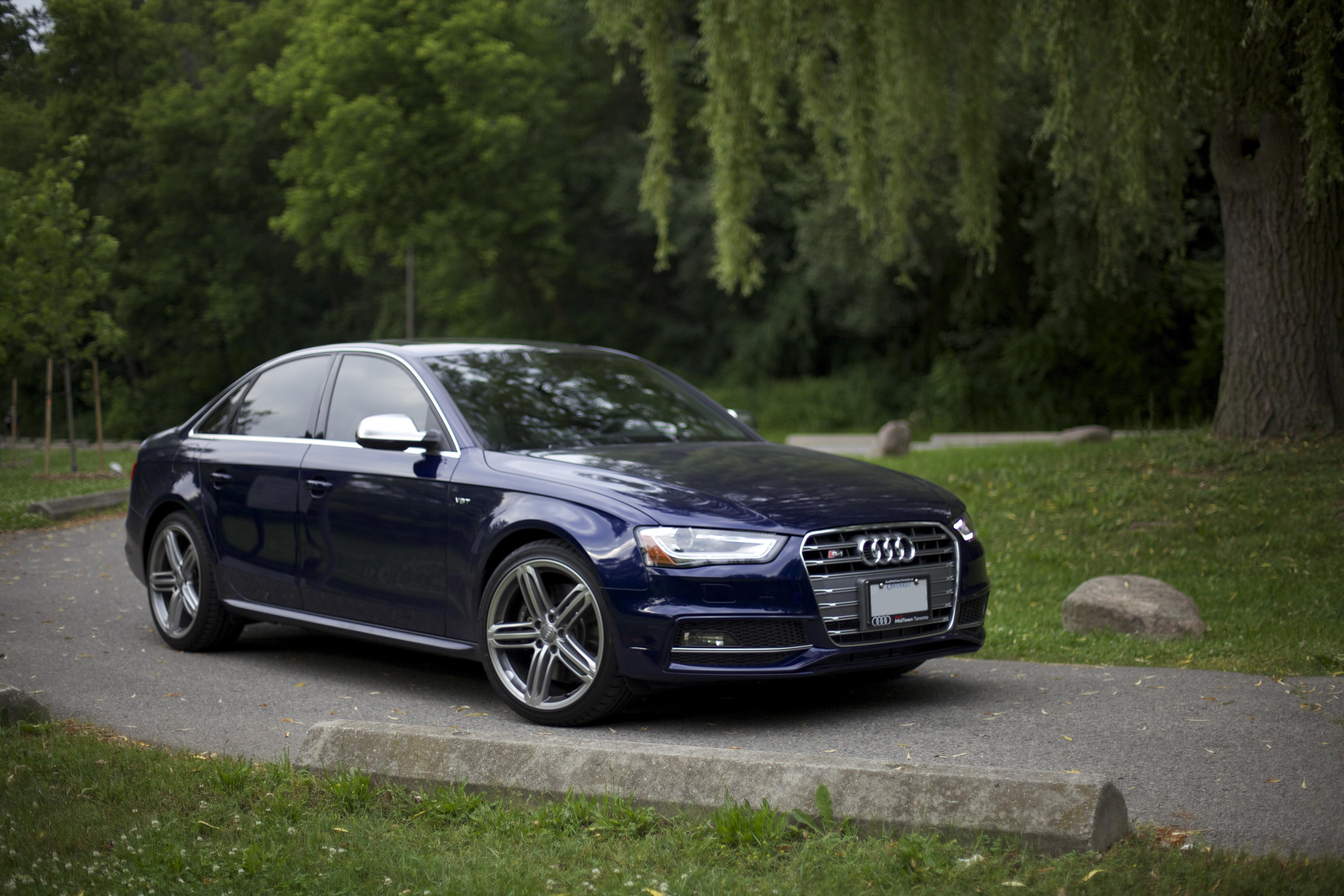 Build Audi Q5 >> BirdmanQ5's B8.5 Estoril Blue S4 (Pics & Build Thread)