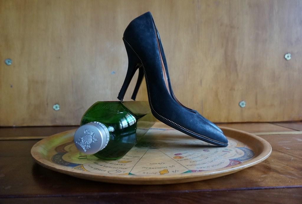 thou shalt not wear crap shoes