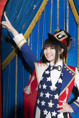 130715(1) - 聲優「水樹奈奈」生涯首次海外公演獻給台灣!宣布11/23、11/24來台開唱!僅只1200位子夠嗎?