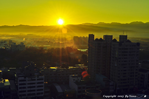 light sky love nature beautiful clouds sunrise nikon taiwan 台灣 taoyuan 日出 早晨 台灣taiwan i 我愛台灣 lightshine d7000 aglimmerofsunrise 光之眼
