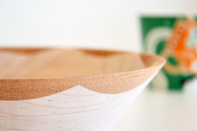 Scalloped-Edge Bowl