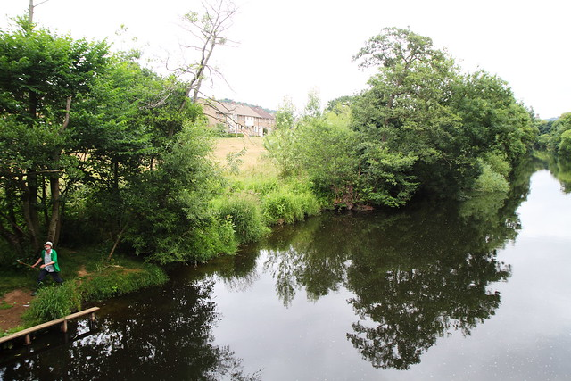 The river Aire