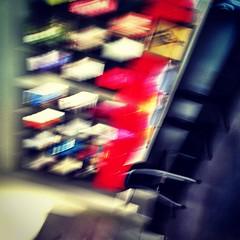 Artists' Resource Center #centralartstation #red #blur #art #artist #shreveport #louisiana