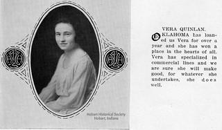 Vera Quinlan 1920