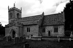 Church of St Edward the Confessor, Westcote Barton, Oxfordshire