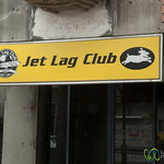 Jet Lag Club of Narita, Japan