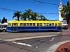 wide streetcar turn by Demetrios Lyras