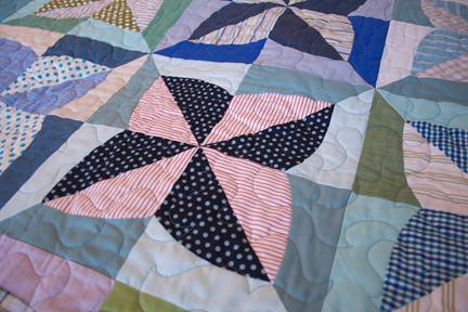 Set Sail Scrappy Quilt Pattern on Craftsy