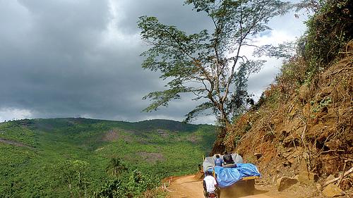 非洲獅子山共和國郊區。(照片:Derek Schwabe)