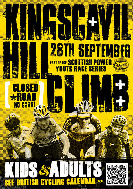 Kingscavil Hill Climb 2013