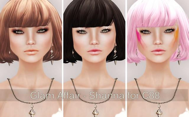 Glam Affair - Shanna ( Europa ) 04-06